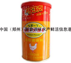 七宝一丁鸡粉 高清图片
